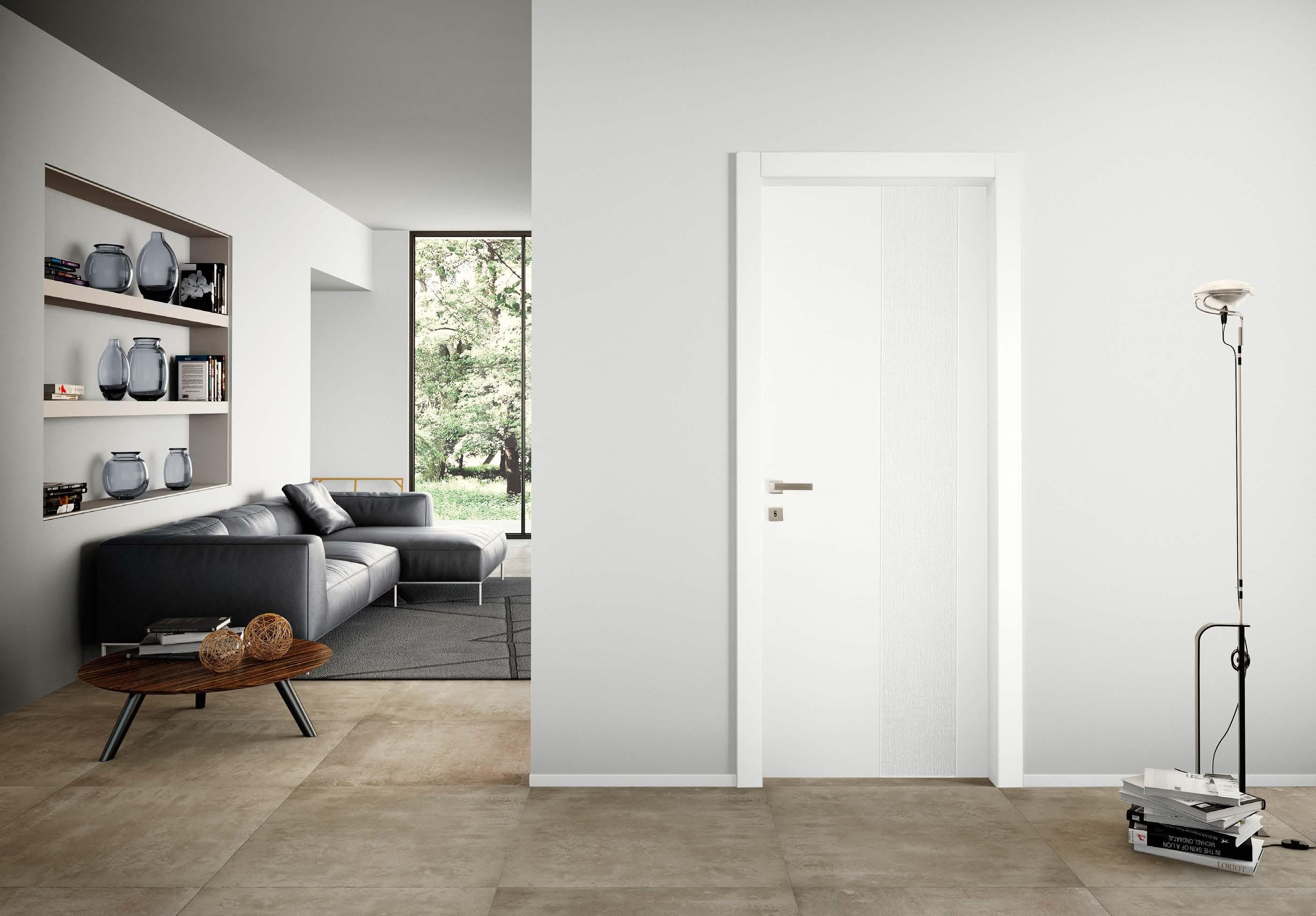 Porta laccata Dorica Castelli CJ3