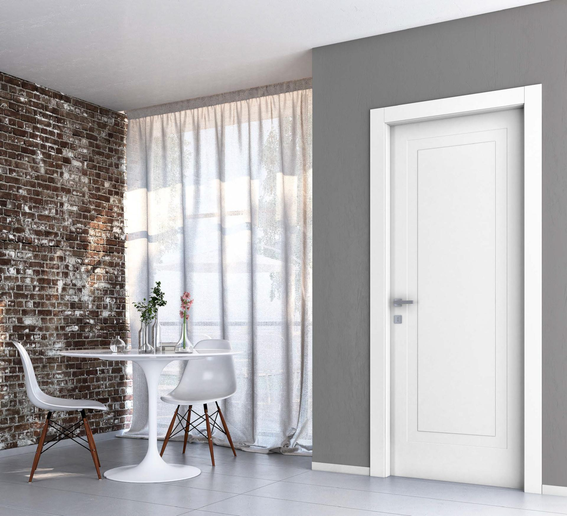 Porta laccata Dorica Castelli LP 1000