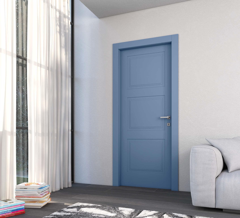 Porta laccata Dorica Castelli LP 1103