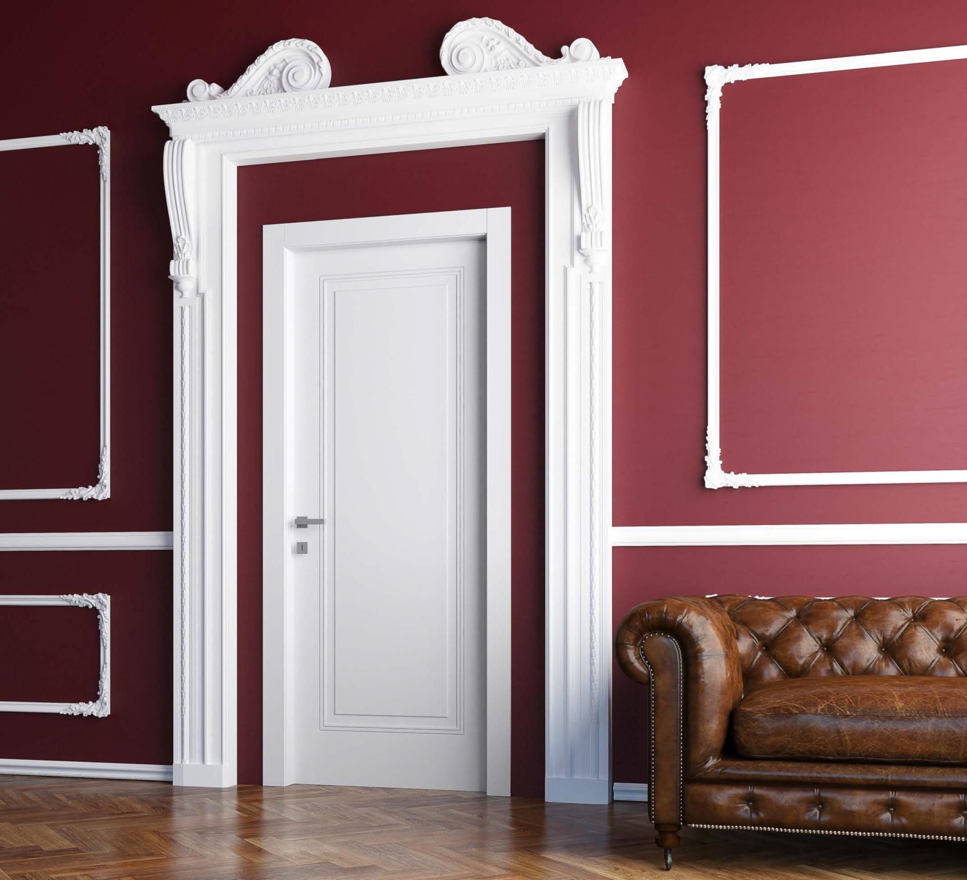Porta laccata Dorica Castelli LP 1200
