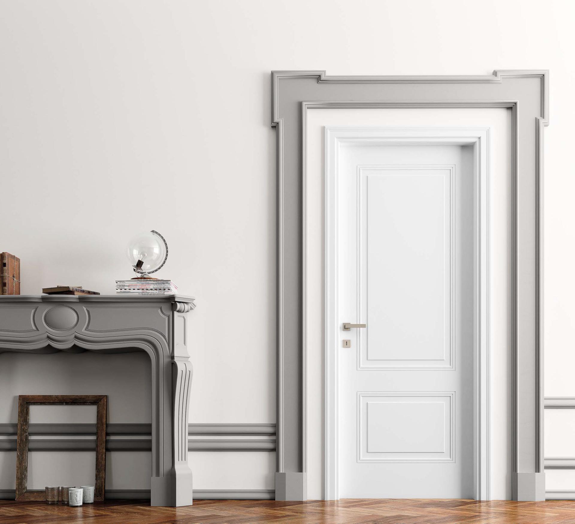 Porta laccata Dorica Castelli LP 1201