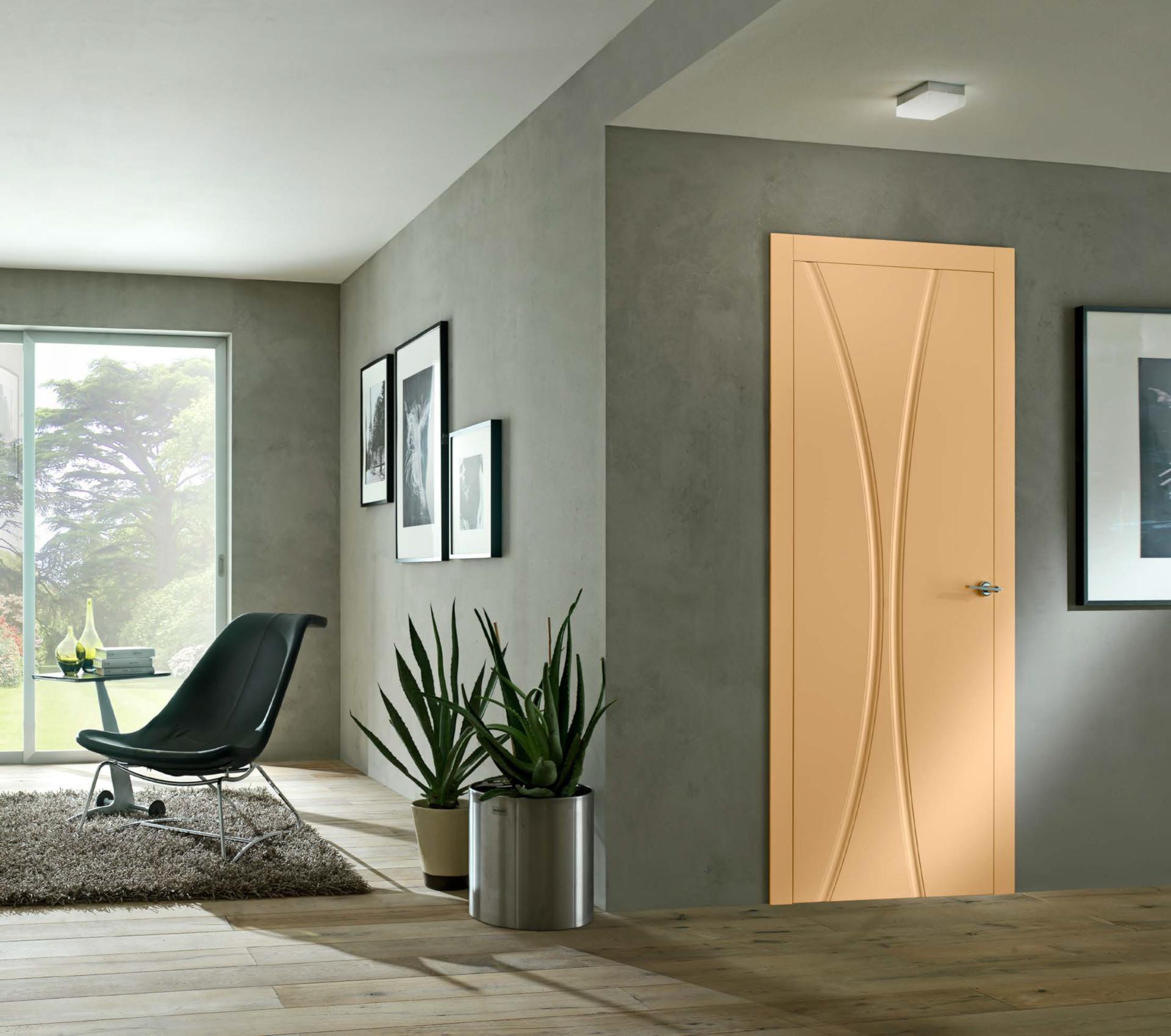 Porta laccata Dorica Castelli LP 600