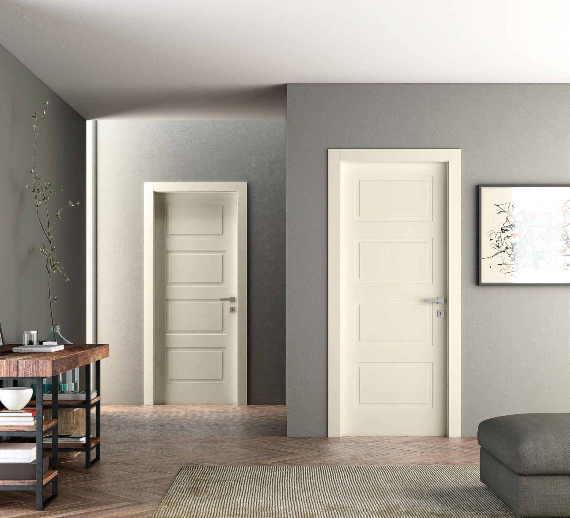 Porta laccata Dorica Castelli LP 663