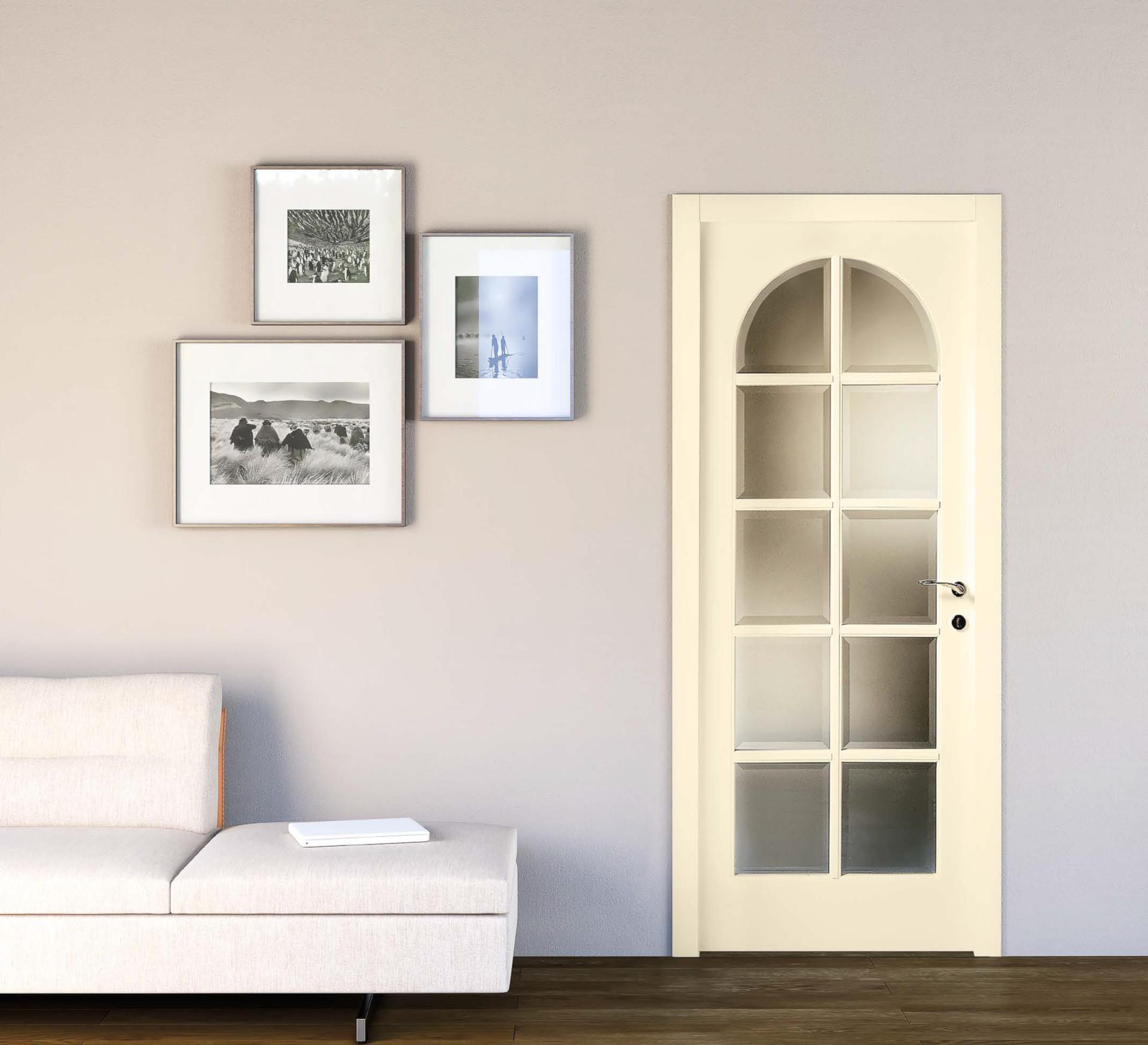 Porta laccata Dorica Castelli LP 916
