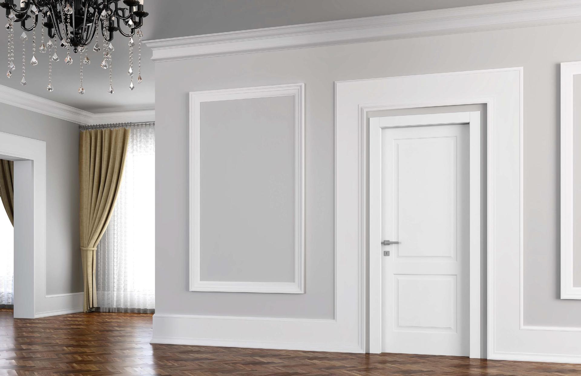 Porta laccata Dorica Castelli LP 951