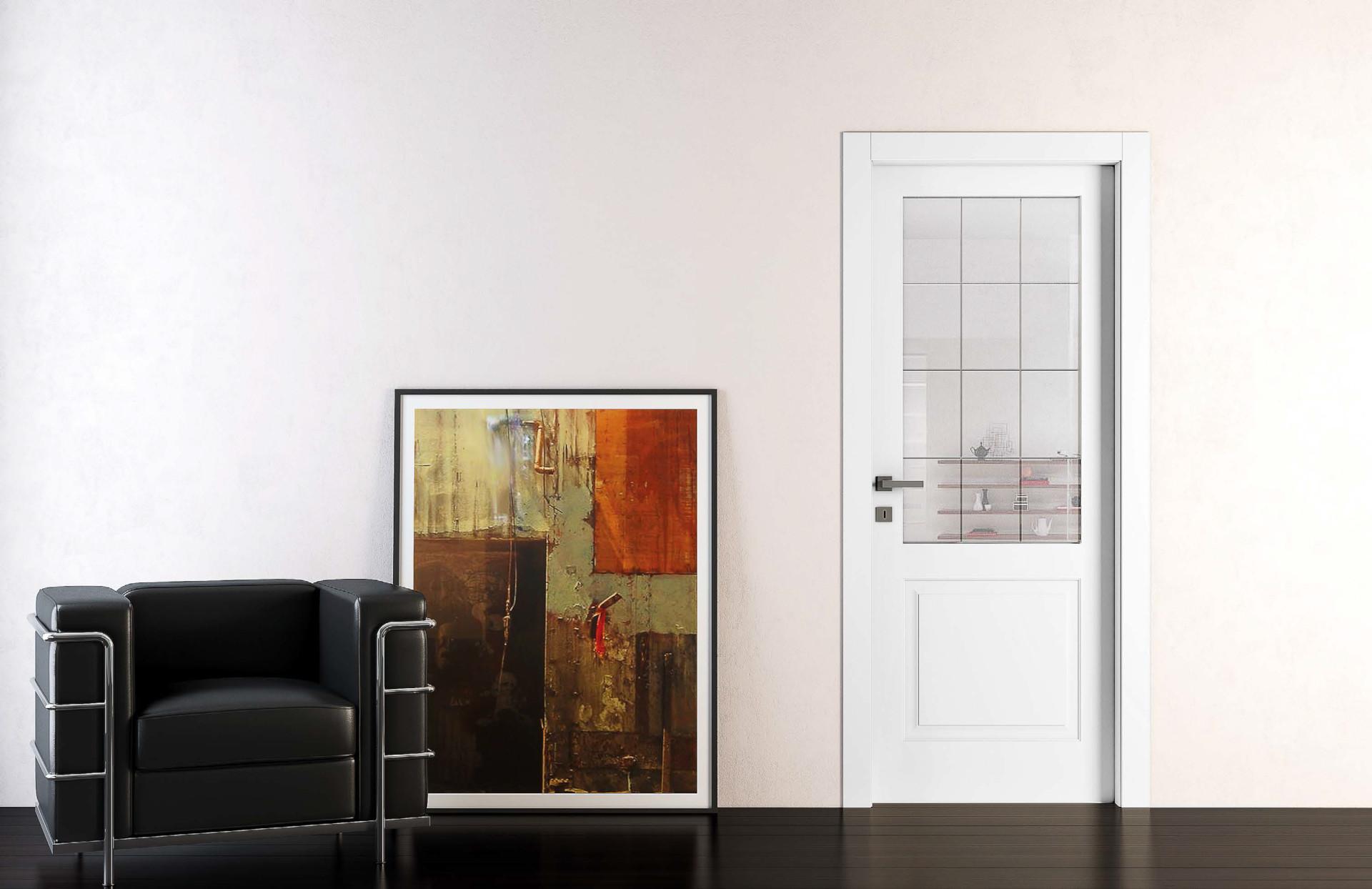 Porta laccata Dorica Castelli LP 952