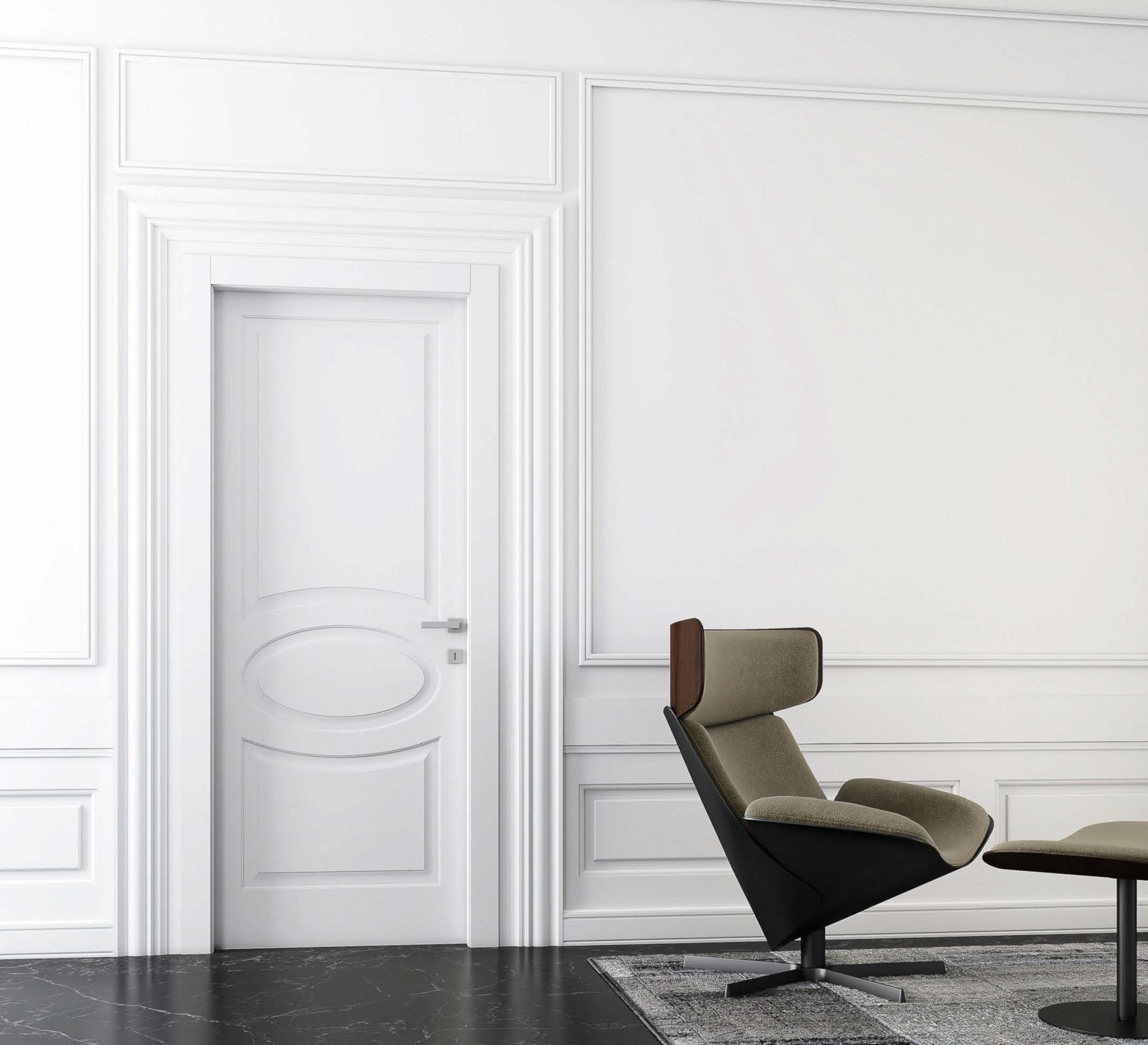 Porta laccata Dorica Castelli LP 954