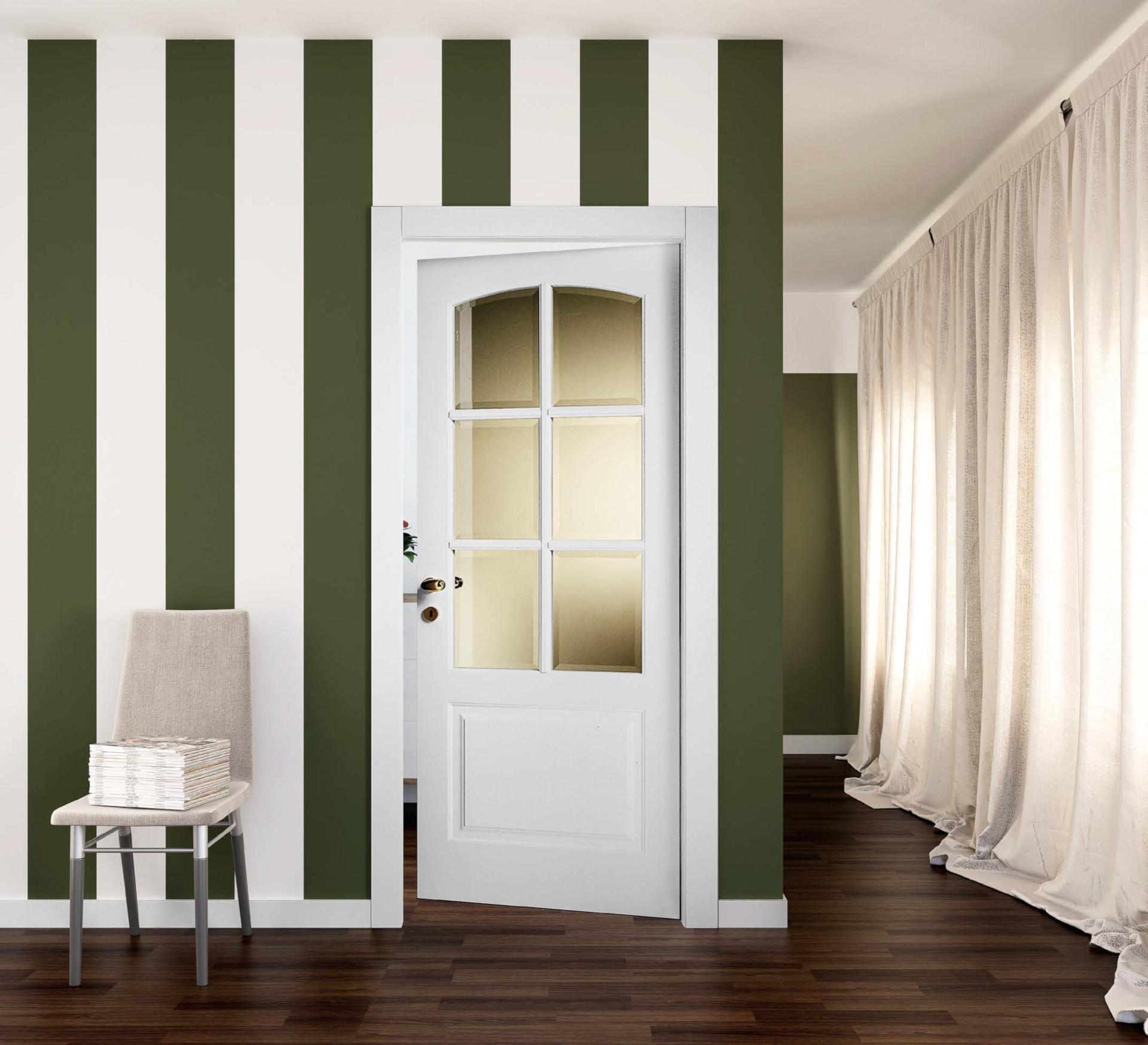 Porta laccata Dorica Castelli LP 956