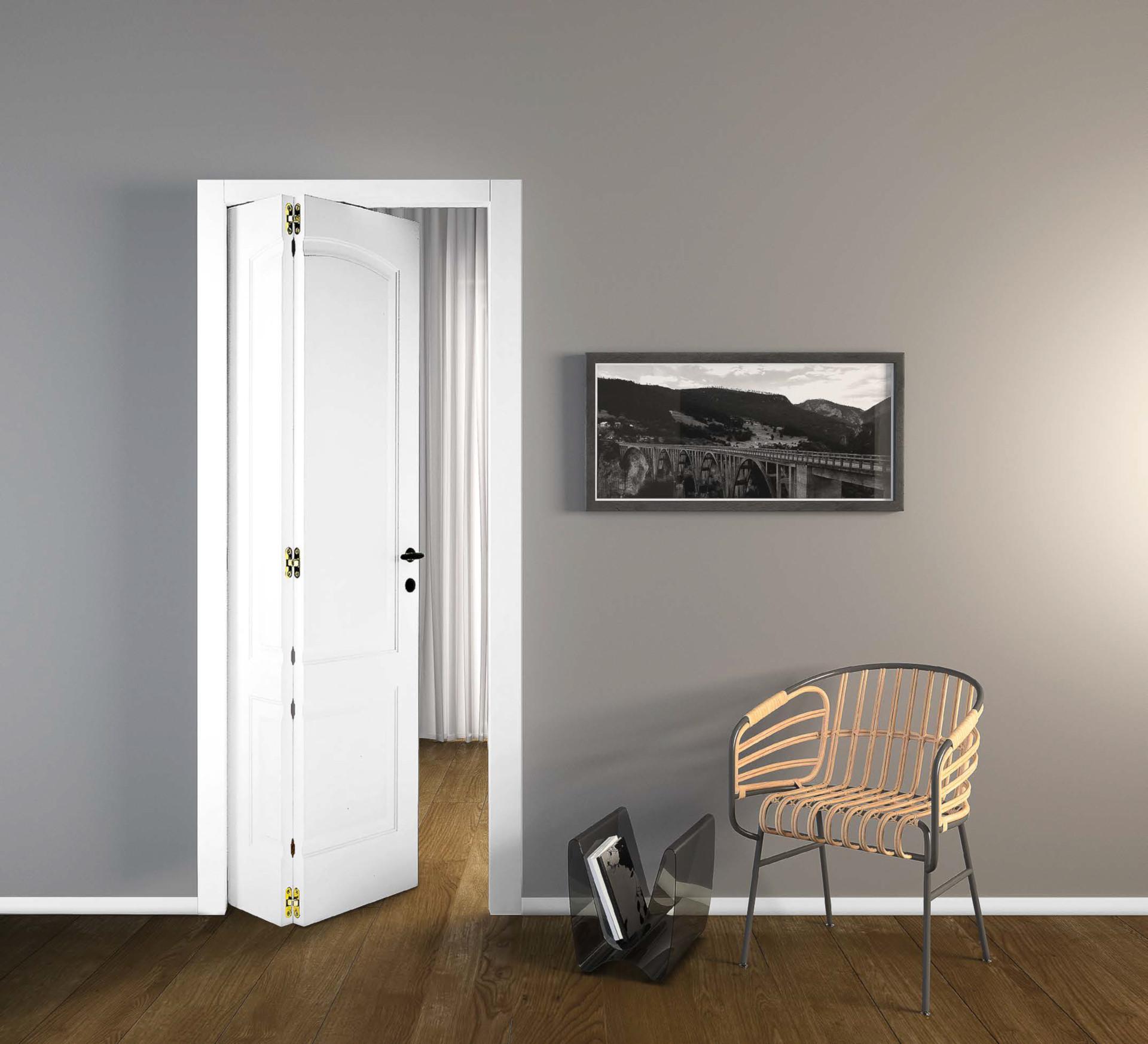 Porta laccata Dorica Castelli LP 981