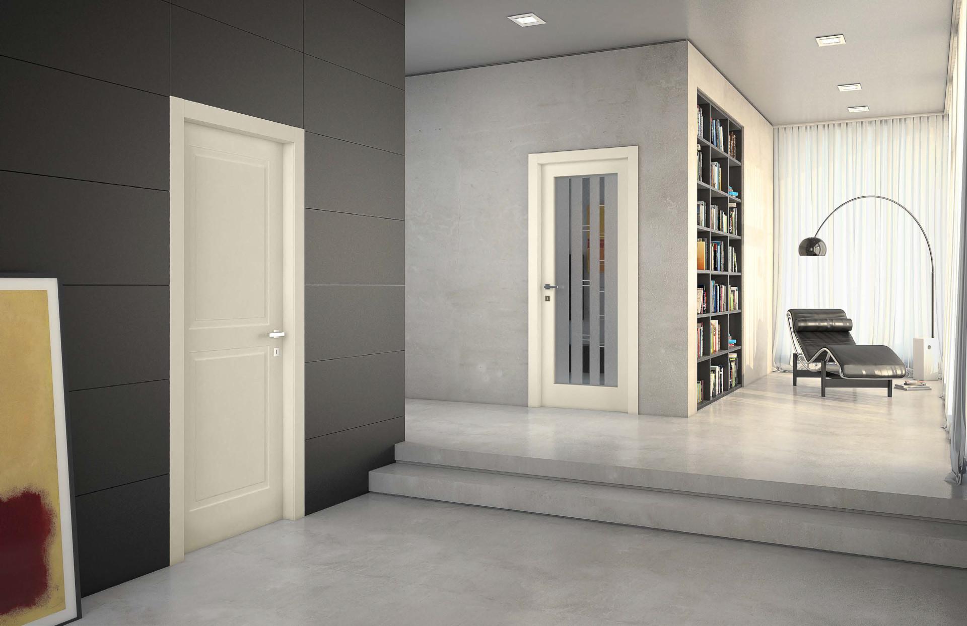 Porte laccate Dorica Castelli LP 664