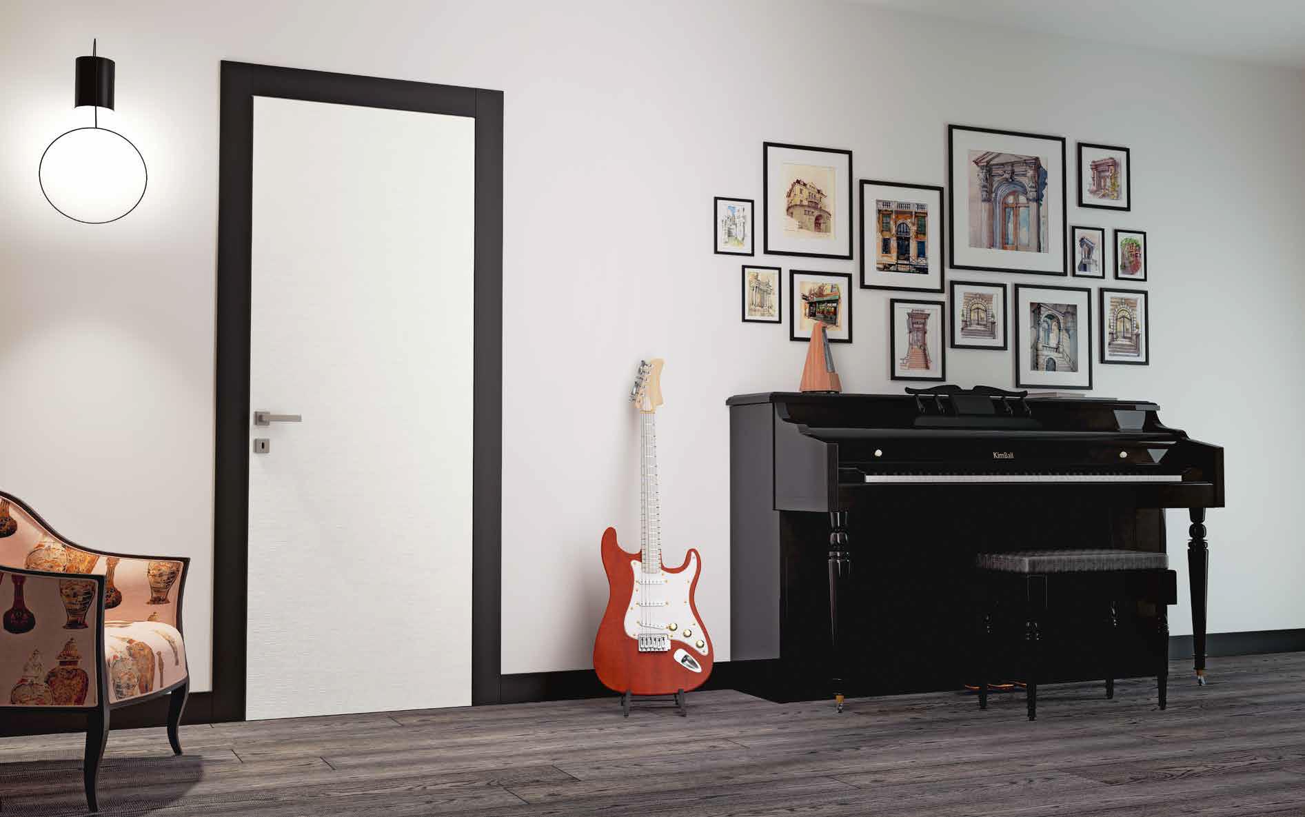 Porta in laminato Manuello Design Fresno 110 cocco