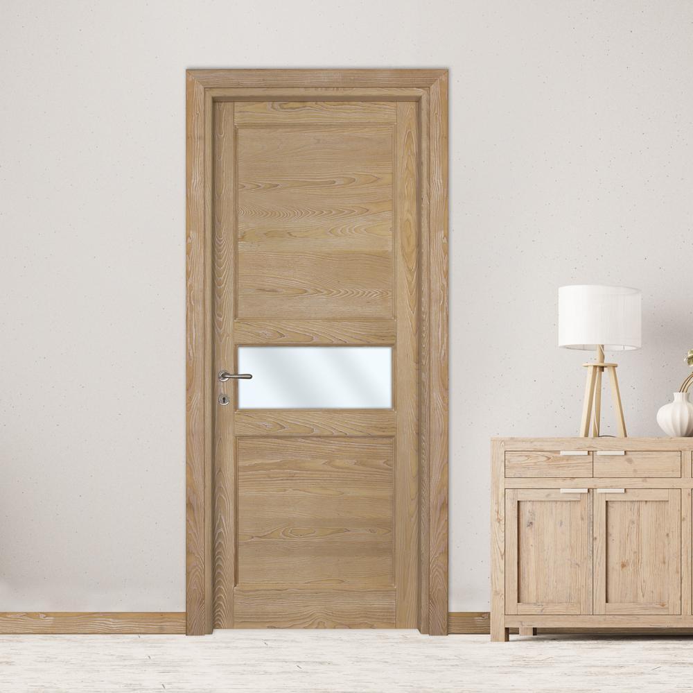 1 classica slide firenze vetro doppia ambientata chestwood naturale bianco spazzolato x catalogo