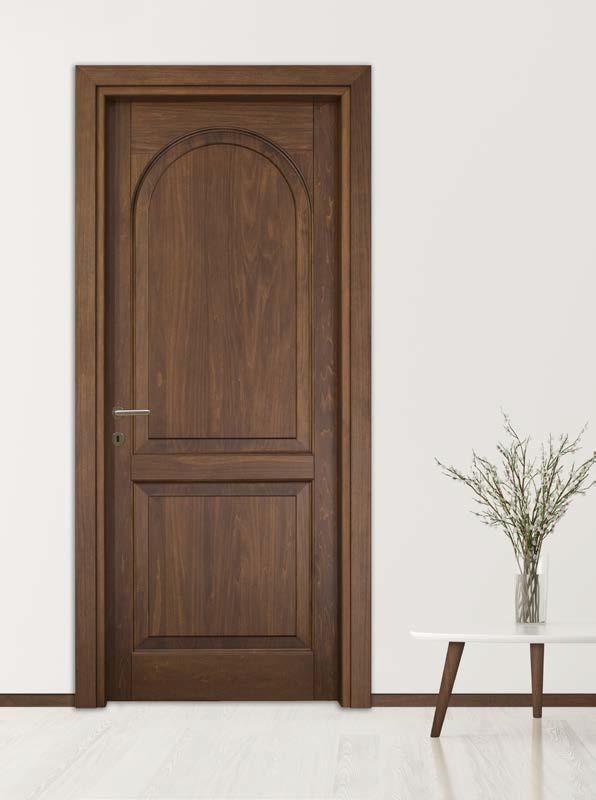 Porta in legno Micheloni Porte Toupilier Viareggio