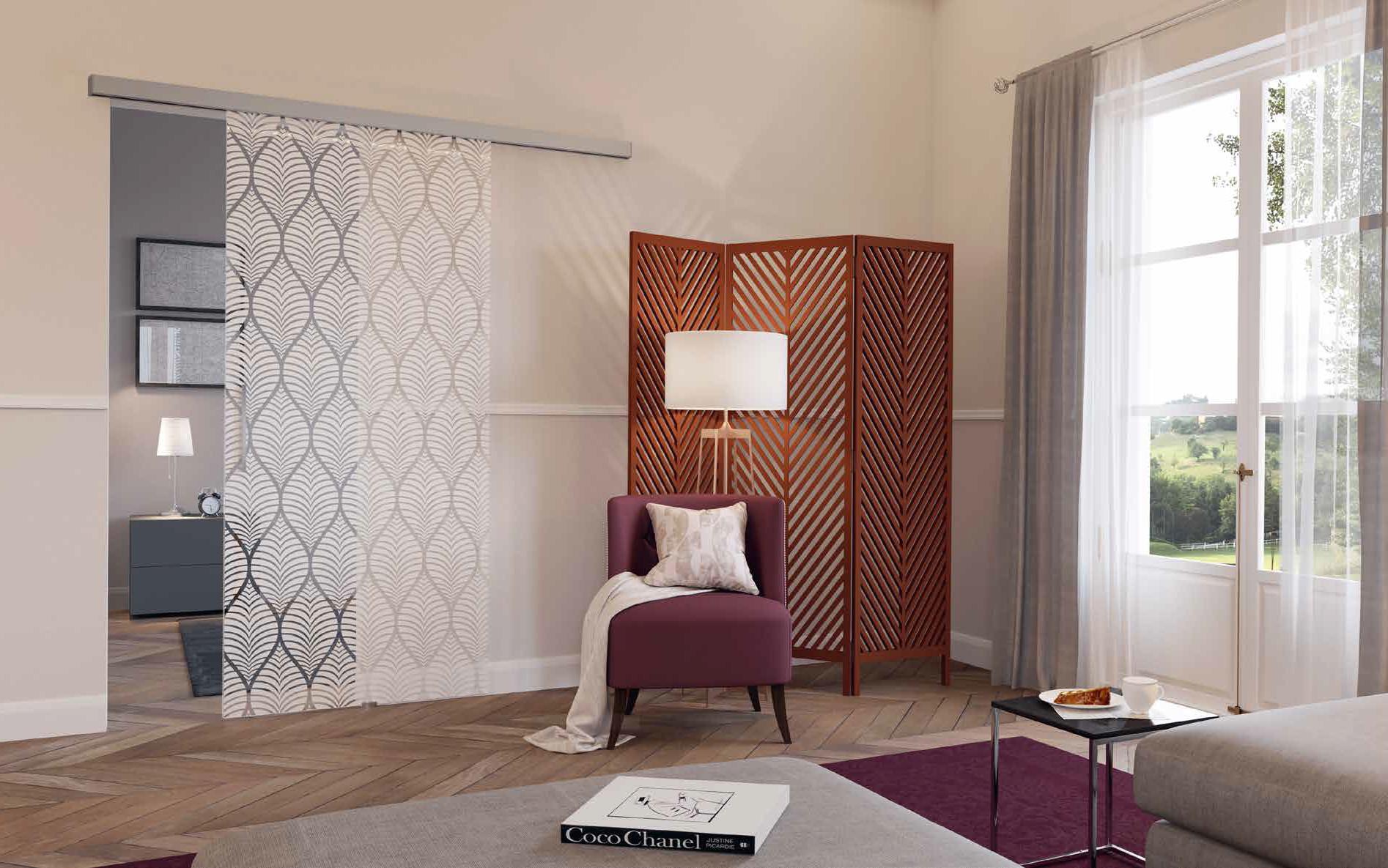 Porta in vetro Manuello Design Folia