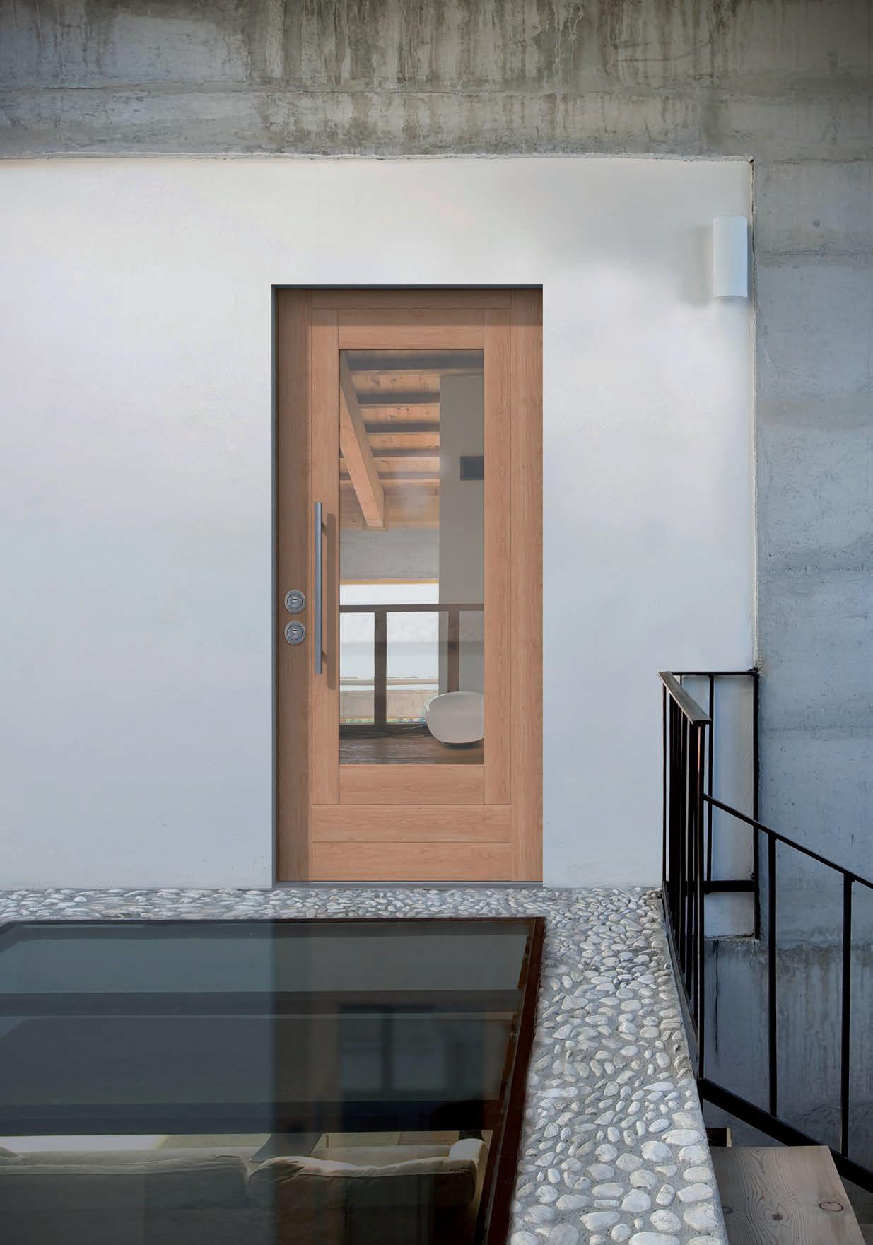 Porta blindata FAIP Blindovetro